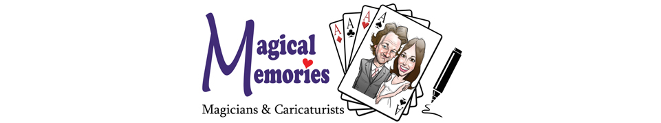 Magical Memories - Magicians & Caricaturists