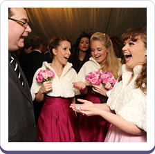 wedding magician in Buckinghamshire