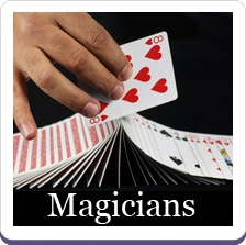 Wedding and Party Magicians:
