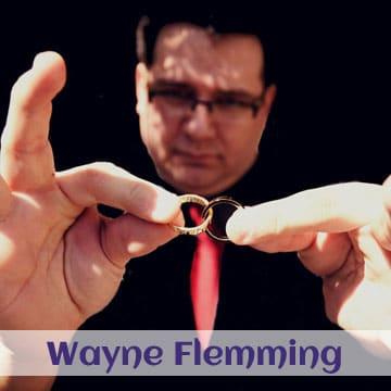 Wayne Magician