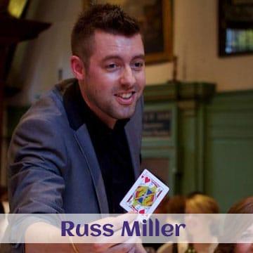 Russ Miller Magician