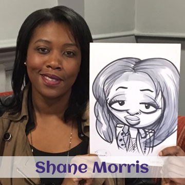 Shane Caricatures