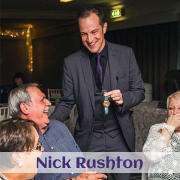 Nick Rushton Magician