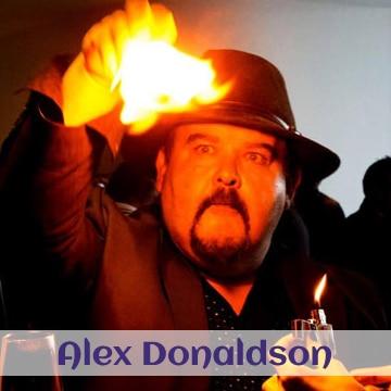 Alex Donaldson Magic