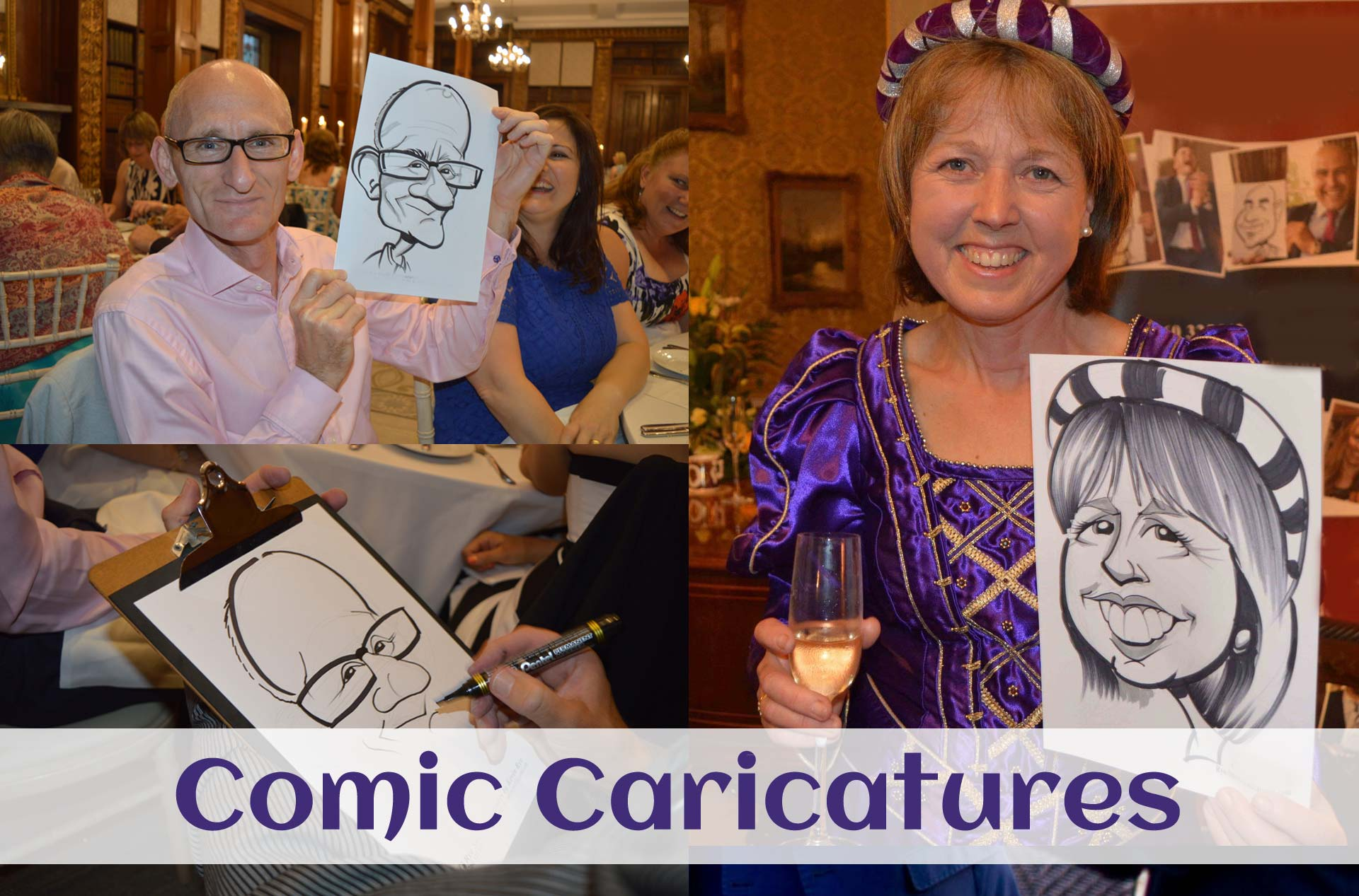 Comic Caricatres