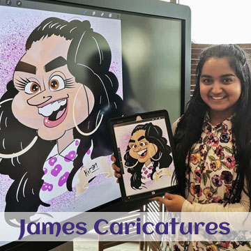 James Caricatures