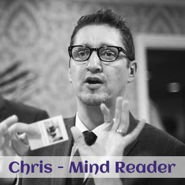 Chris Mind Reader